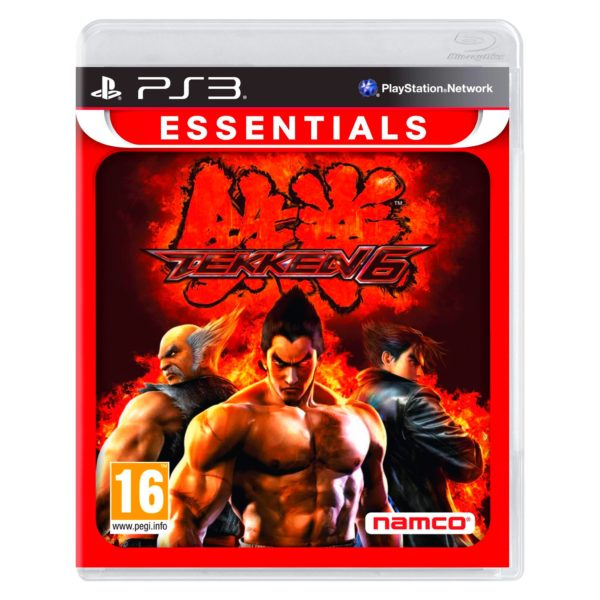 PS3 Tekken 6