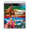 PS3 Far Cry 3:4 Double Pack