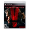 PS3 Metal Gear Solid V The Phantom Pain Day One Edition