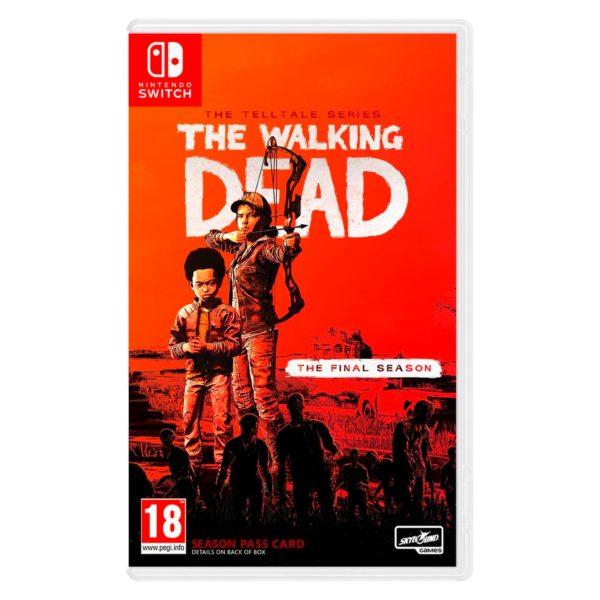 Nintendo Switch The Walking Dead The Final Season Season Pass