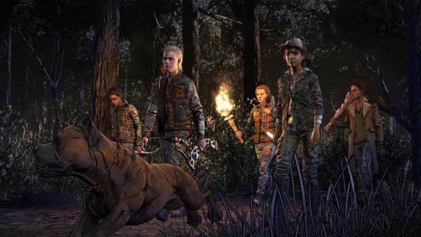 Nintendo Switch The Walking Dead The Final Season Season Pass Screenshot 5