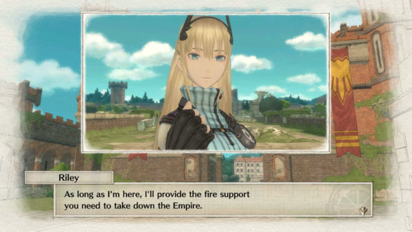 Nintendo Switch Valkyria Chronicles 4 Screenshot 2