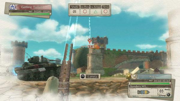 Nintendo Switch Valkyria Chronicles 4 Screenshot 5