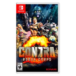 Nintendo Switch Contra Rogue Corps