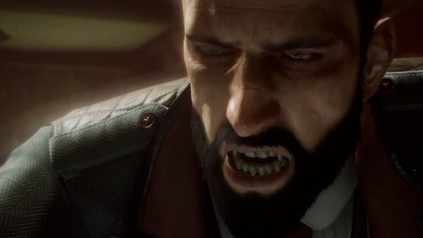 Nintendo Switch Vampyr Screenshot 1