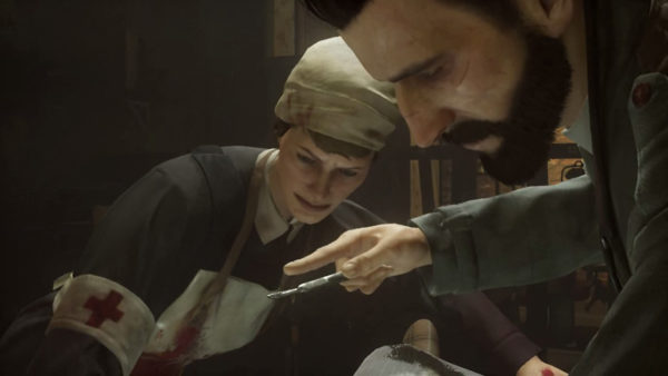 Nintendo Switch Vampyr Screenshot 4