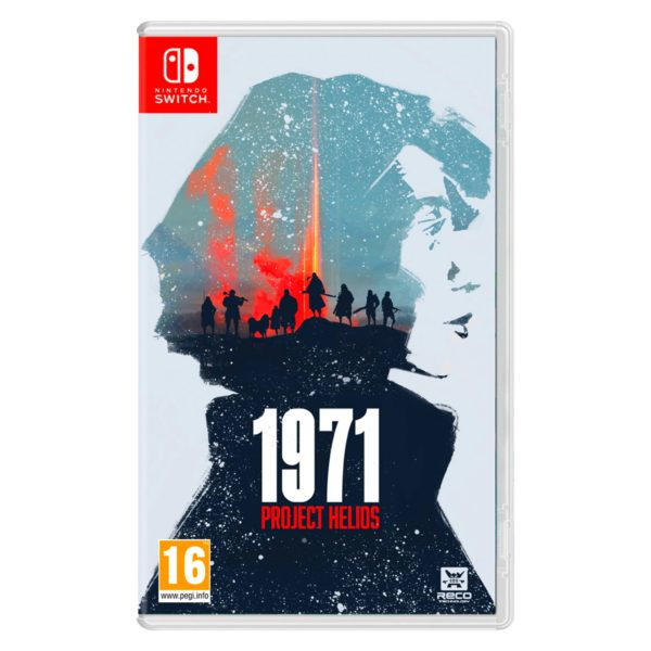 Nintendo Switch 1971 Project Helios Collector's Edition