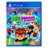 PS4 Ben 10 Мощное Приключение