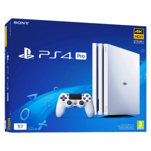 PlayStation 4 PRO 1TB White
