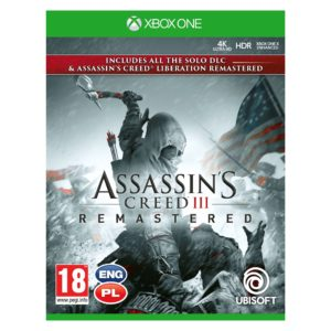 Xbox ONE Assassin's Creed III Remastered