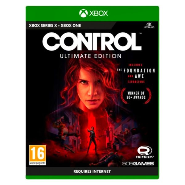 Xbox ONE Control Ultimate Edition