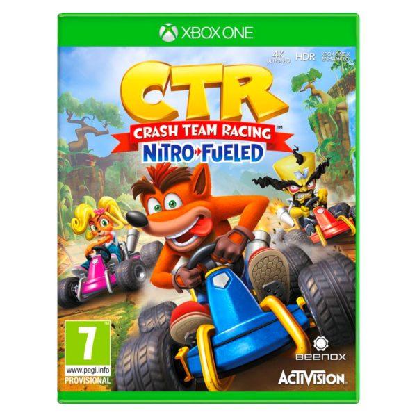 Xbox ONE Crash Team Racing Nitro-Fueled