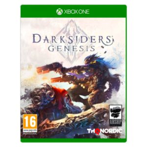 Xbox ONE Darksiders Genesis Стандартное издание