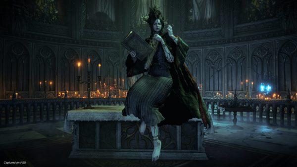 PS5 Demon's Souls 4