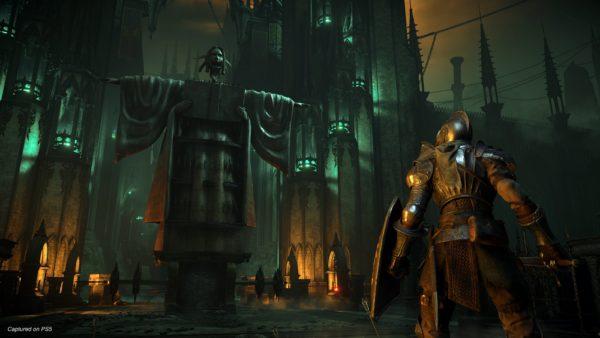 PS5 Demon's Souls 5