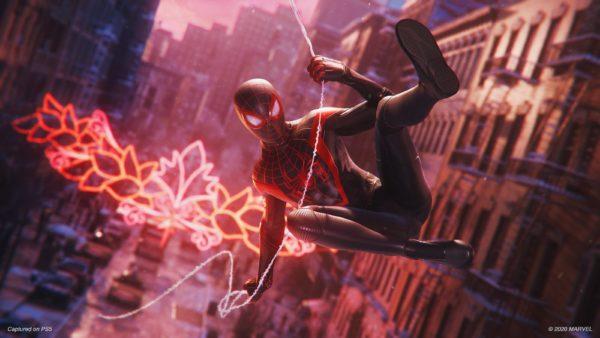 PS5 Marvel's Spider-Man Miles Morales 3
