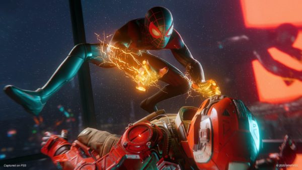 PS5 Marvel's Spider-Man Miles Morales 5