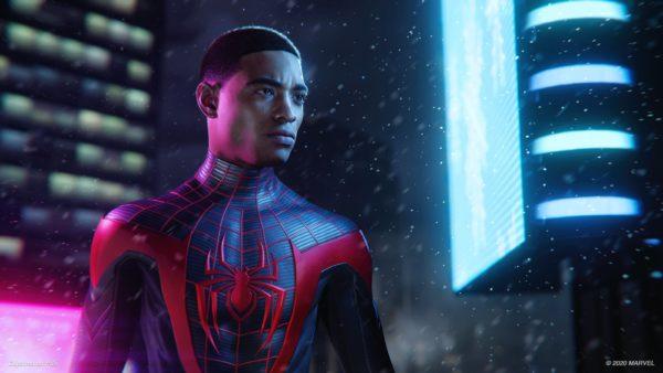 PS5 Marvel's Spider-Man Miles Morales 6