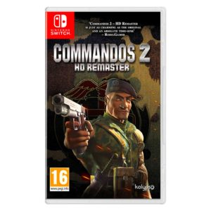 Nintendo Switch Commandos 2 HD Remaster