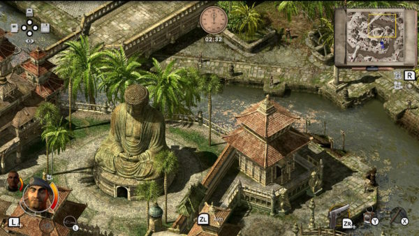 Nintendo Switch Commandos 2 HD Remaster Screenshot 1
