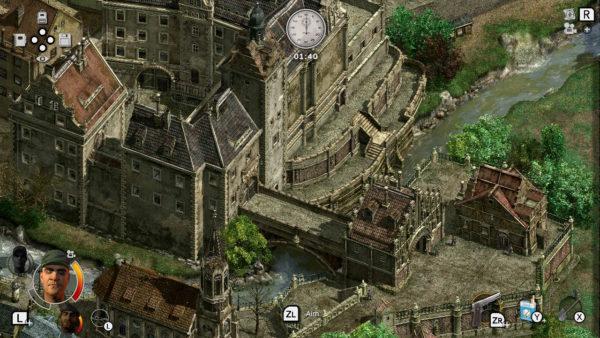 Nintendo Switch Commandos 2 HD Remaster Screenshot 2