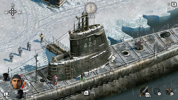 Nintendo Switch Commandos 2 HD Remaster Screenshot 3