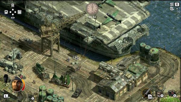 Nintendo Switch Commandos 2 HD Remaster Screenshot 4