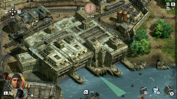 Nintendo Switch Commandos 2 HD Remaster Screenshot 5