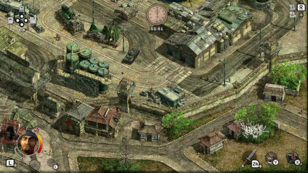 Nintendo Switch Commandos 2 HD Remaster Screenshot 6