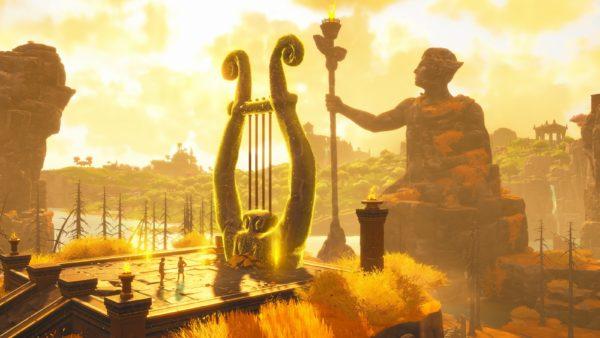 PS5 Immortals Fenyx Rising 4