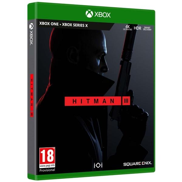 Xbox One/Series X - Игра HITMAN 3