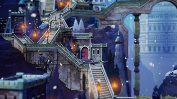 Nintendo Switch Bravely Default II Screenshot 3