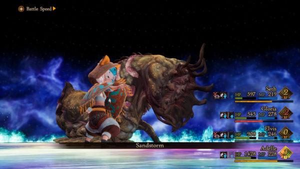 Nintendo Switch Bravely Default II Screenshot 8