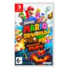 Nintendo Switch Super Mario 3D World + Bowser's Fury