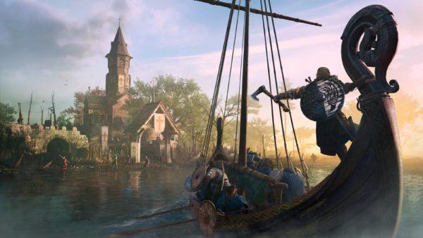 PS5 Assassin's Creed Valhalla 3