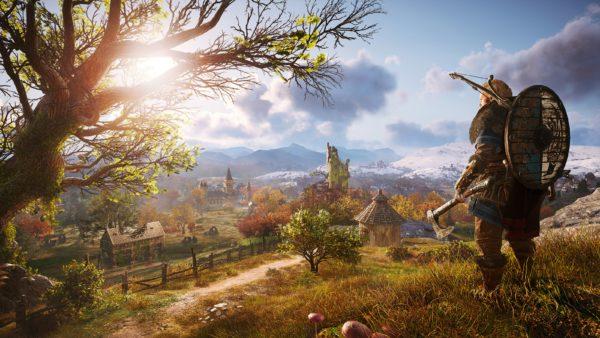 PS5 Assassin's Creed Valhalla 6