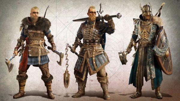 PS5 Assassin's Creed Valhalla 7