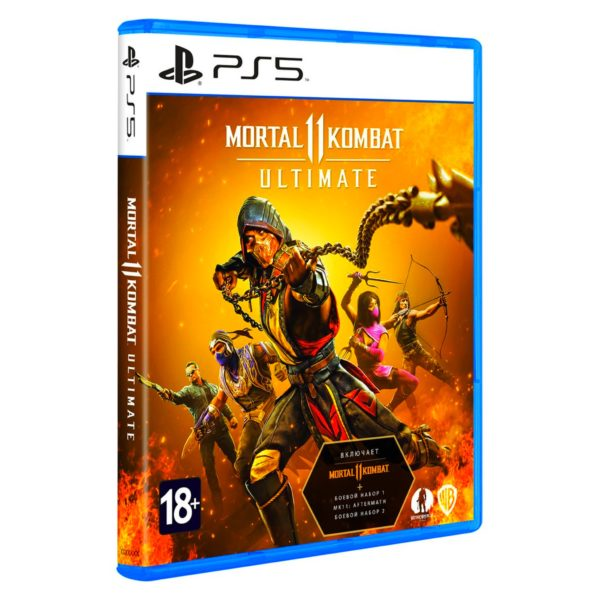 PS5 Mortal Kombat 11 Ultimate 2