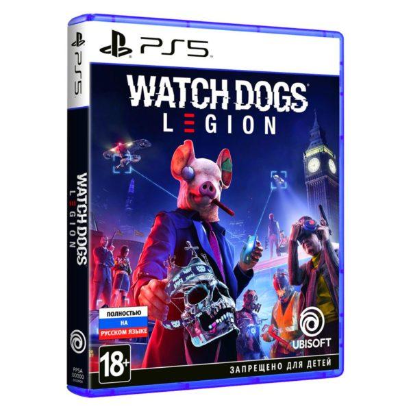 PS5 Watch Dogs Legion 2