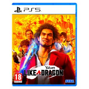 PS5 Yakuza Like a Dragon