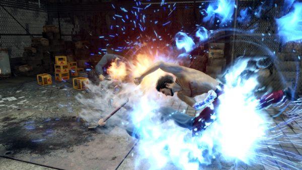PS5 Yakuza Like a Dragon 4