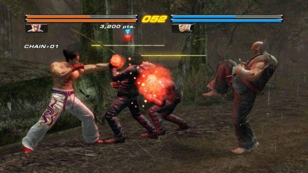 Tekken 6-screnhot- (1)