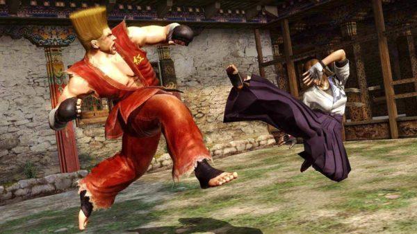 Tekken 6-screnhot- (2)