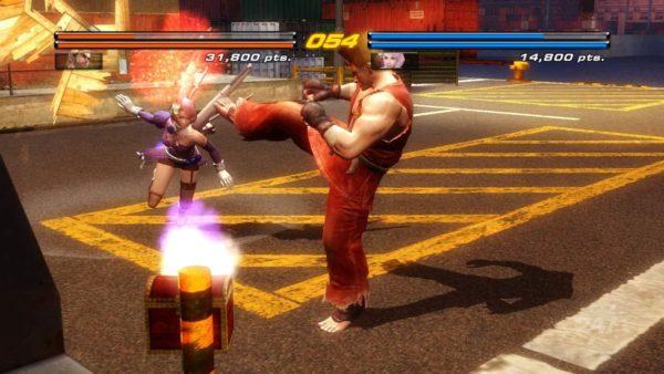 Tekken 6-screnhot- (6)